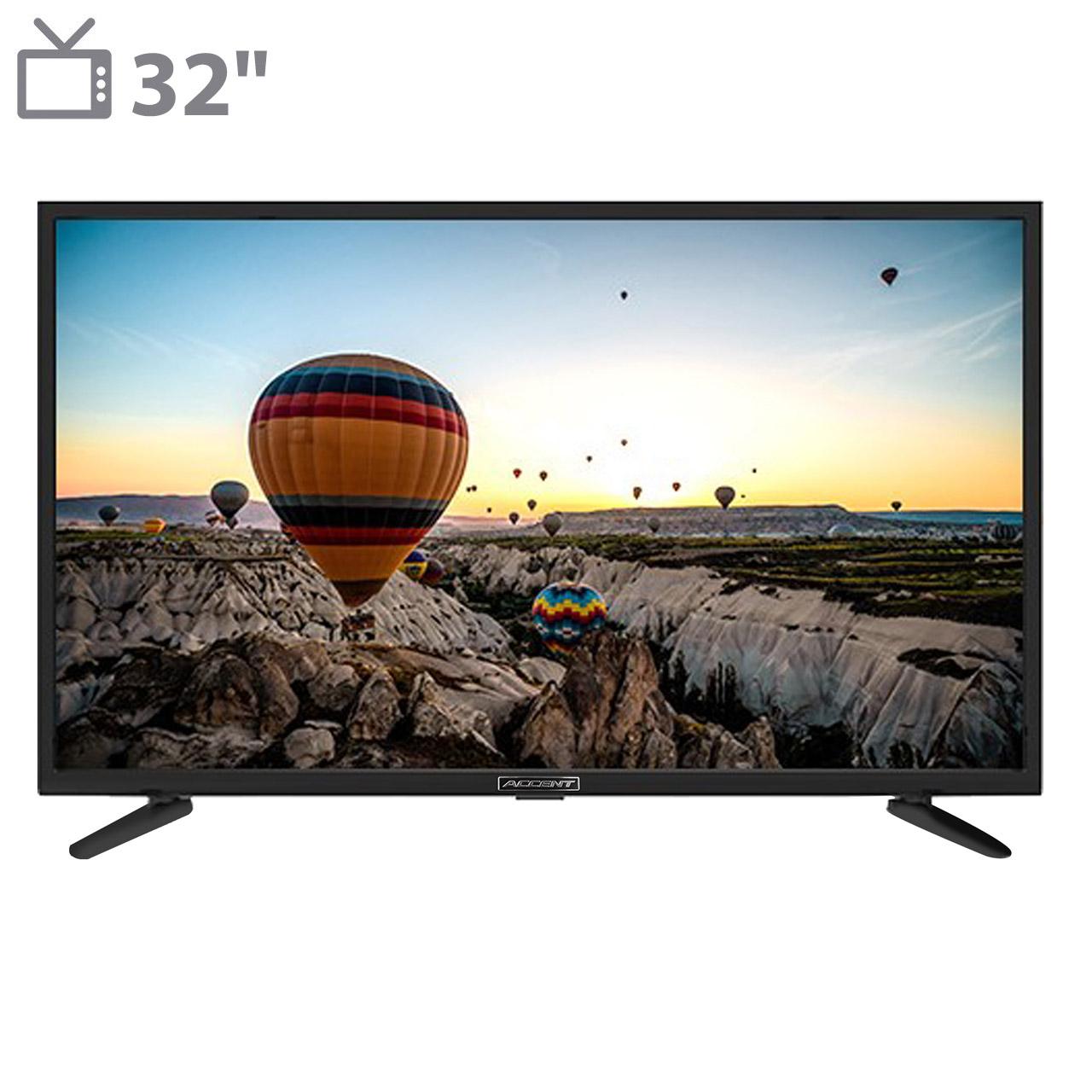تلویزیون ال ای دی اکسنت مدل ACT3219 سایز 32 اینچ
