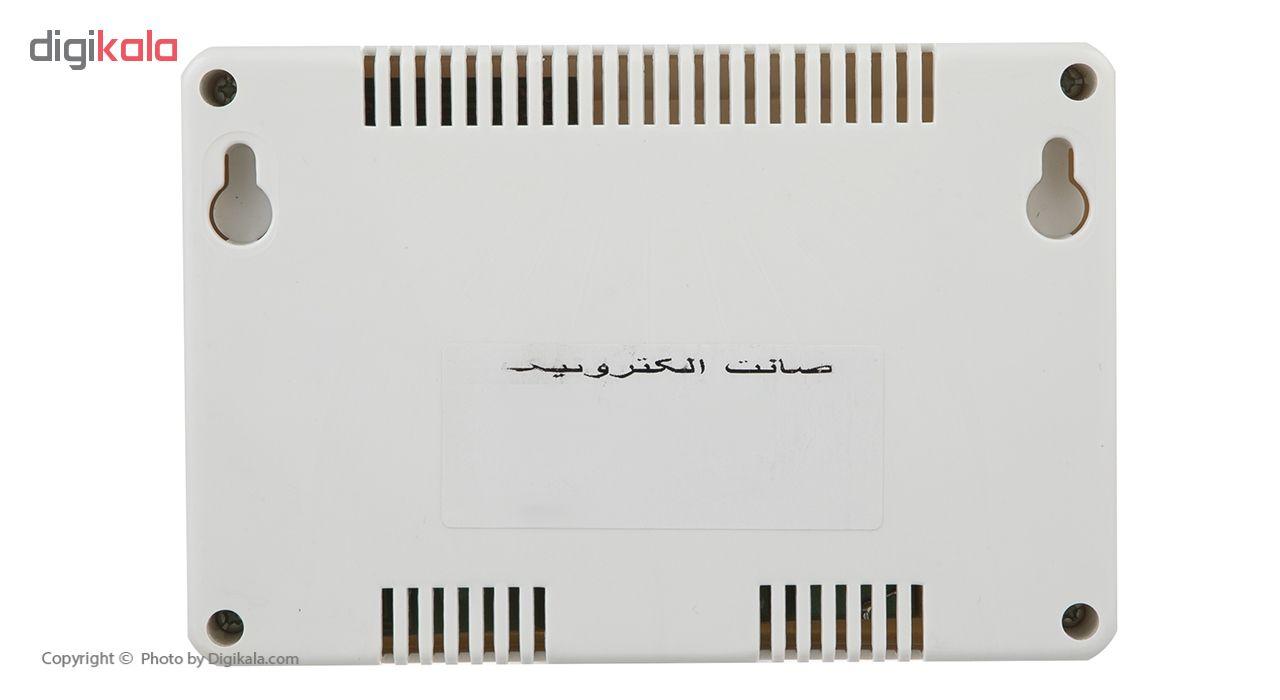 خرید اینترنتی محافظ ولتاژ دیجیتال صانت الکترونیک مدل SPD30A مناسب برای کولرگازی اورجینال