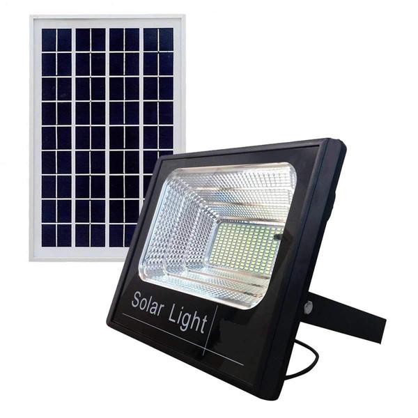 چراغ خورشیدی و پروژکتور 150 وات مدل RS-150