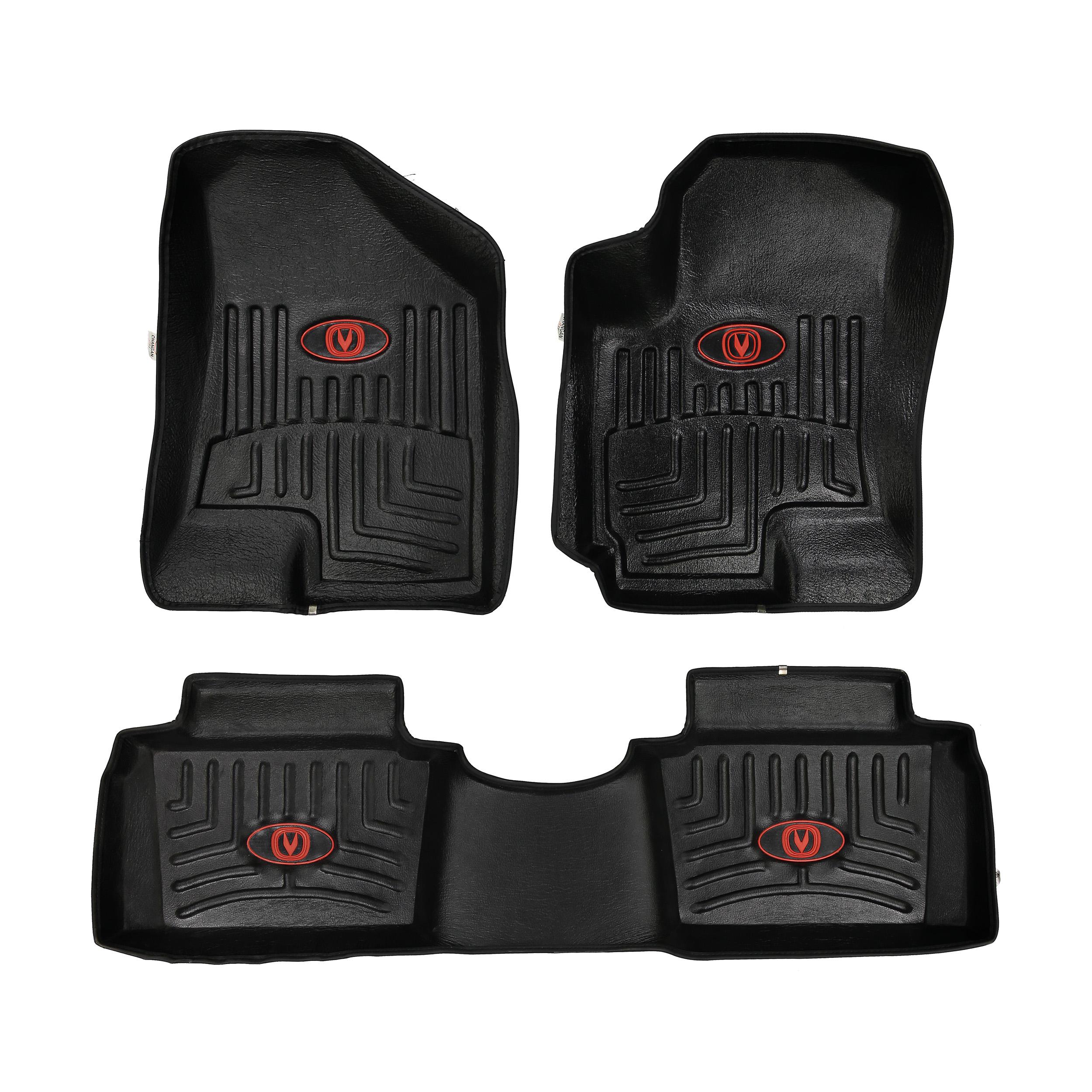 کف پوش خودرو کد 001 مناسب برای خودرو چانگان S35