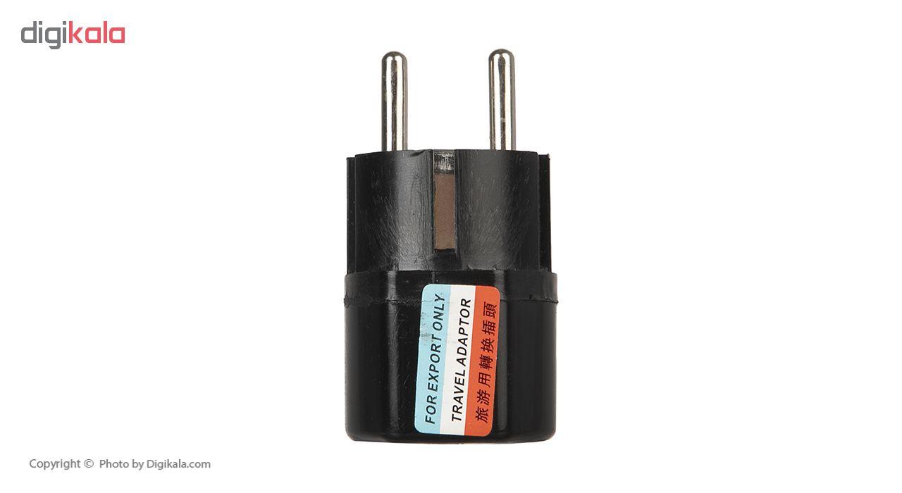 مبدل برق کد 003 بسته 10 عددی main 1 8