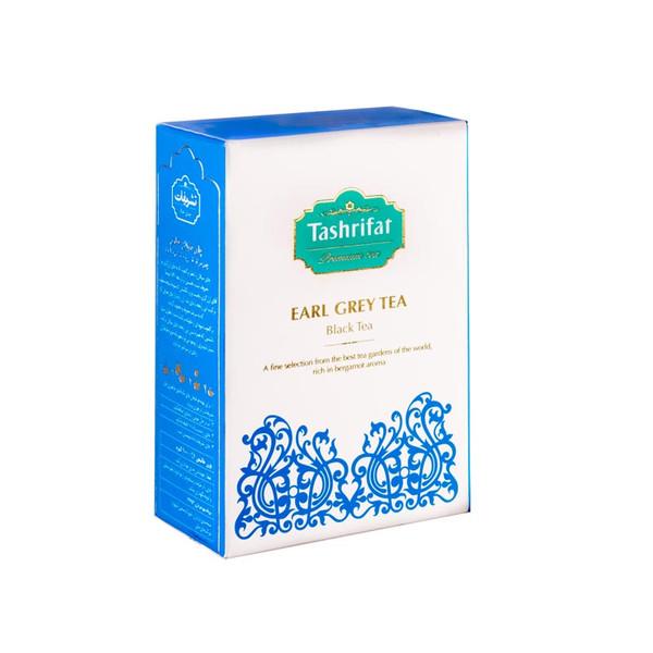 چای ارل گری تشریفات مقدار 100 گرم