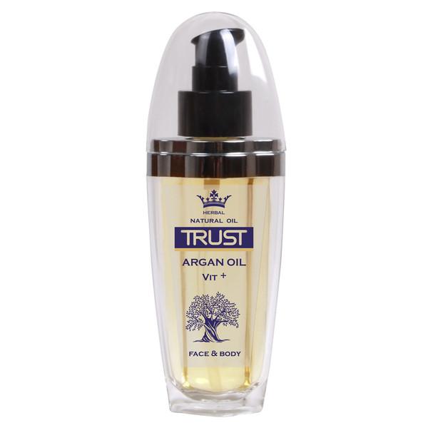 روغن صورت و بدن تراست مدل Argan Oil حجم 50 میلی لیتر