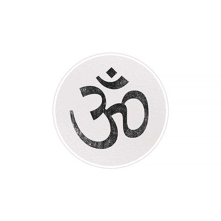 استیکر لپ تاپ ماسا دیزاین طرح  هندوئیسم  مدل STK414