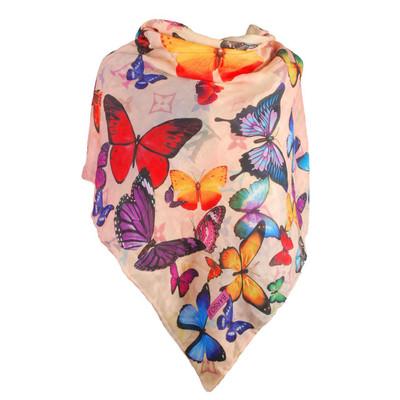 تصویر روسری زنانه کد 509