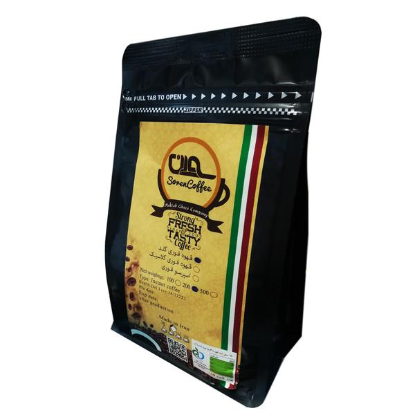 قهوه فوری گلد سورن کد 4354016 مقدار 200 گرم