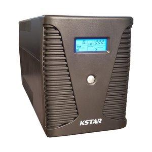 یو پی اس کی استار مدل FS 3000 با ظرفیت 3000 ولت آمپر به همراه باطری داخلی
