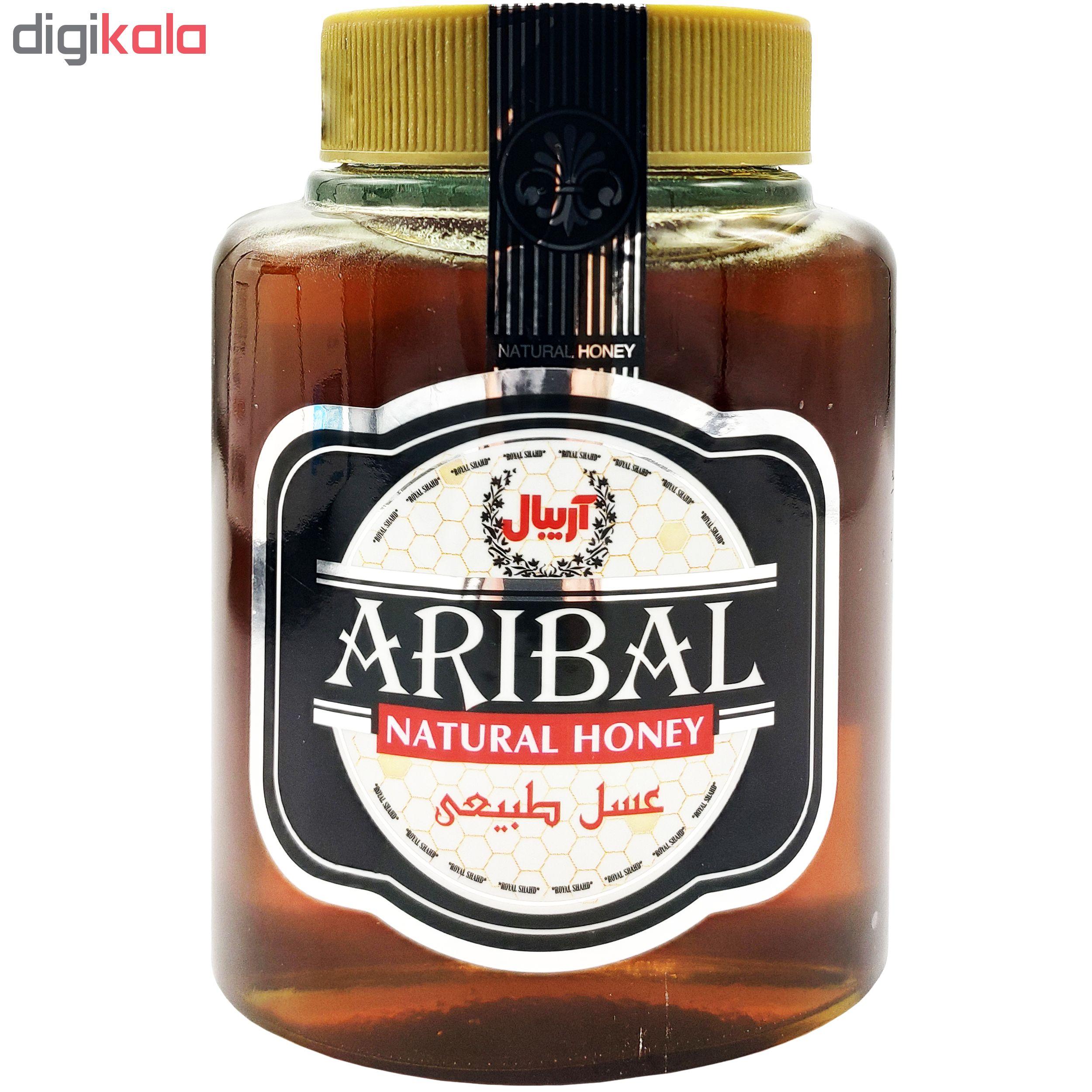 عسل گون آریبال - 800 گرم