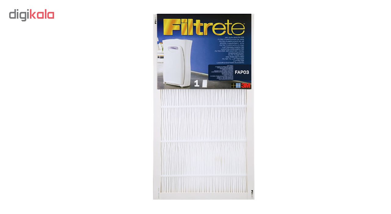 فیلتر دستگاه تصفیه کننده هوا تریام مدل FAP03