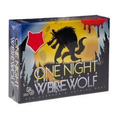بازی فکری آرمان گیمز مدل One night ultimate werewolf