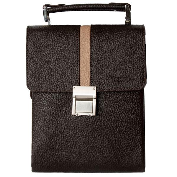 کیف دستی چرم کروکو کد 18004599
