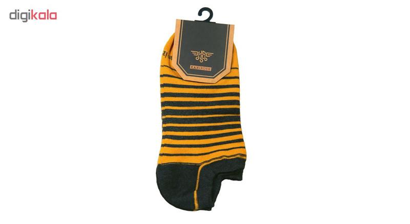 جوراب مردانه کانی راش کد 201977