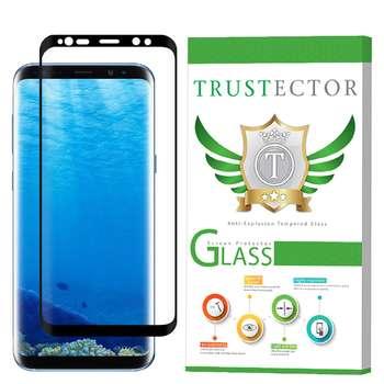 محافظ صفحه نمایش 6D Dual  تراستکتور مدل GSS مناسب برای گوشی موبایل سامسونگ Galaxy S9 Plus