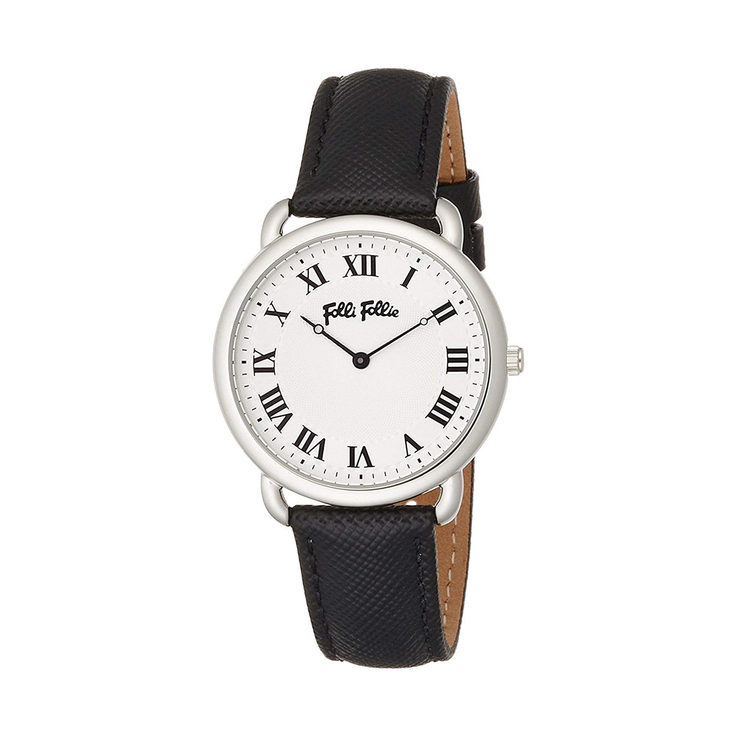 ساعت مچی عقربه ای زنانه فولی فولیه مدل WF16T013SPS-BK (بدون جعبه اورجینال)              خرید (⭐️⭐️⭐️)
