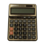 ماشین حساب کاسیک مدل DJ-3314NC thumb