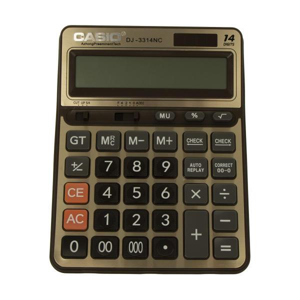 ماشین حساب کاسیک مدل DJ-3314NC