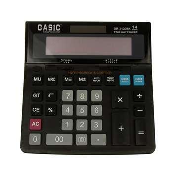 ماشین حساب کاسیک مدل DR-2130BK