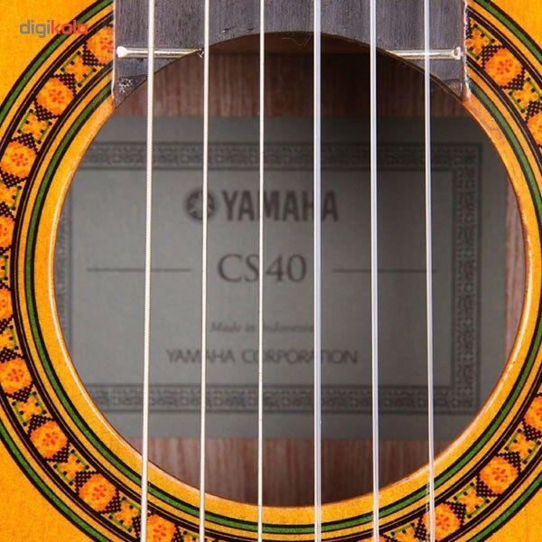 گیتار کلاسیک یاماها مدل CS40 سایز 3/4 main 1 3