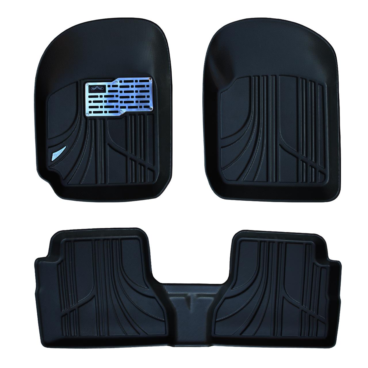 کفپوش سه بعدی خودرو مکس مدل K001 مناسب برای پراید صبا