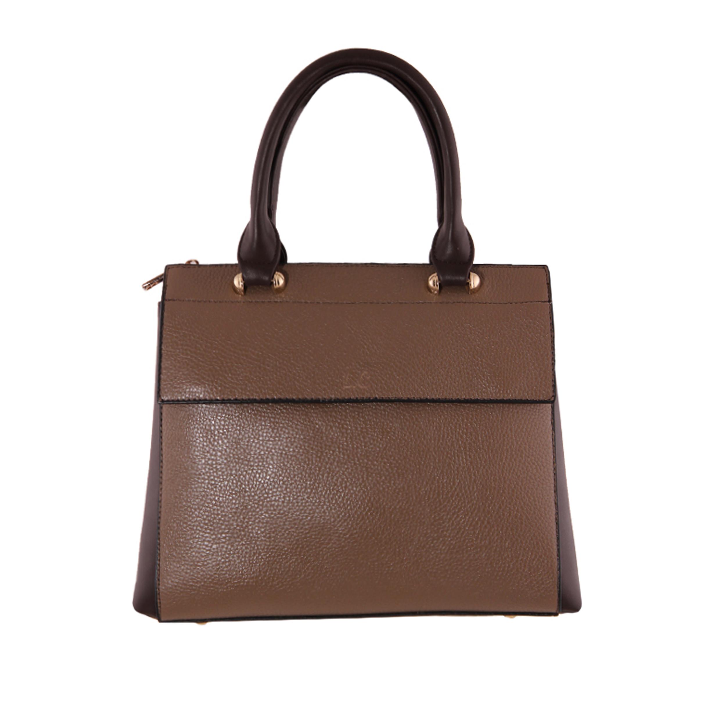 کیف دستی زنانه شهر چرم کد 0111495