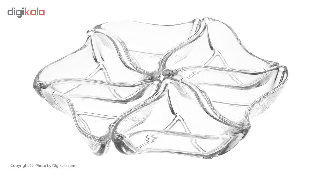 پیاله ساکورا مدل flower بسته 6 عددی