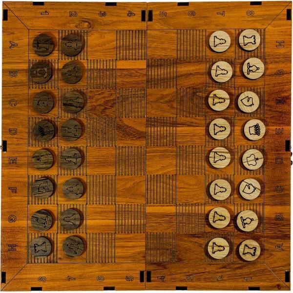 شطرنج کد W-100
