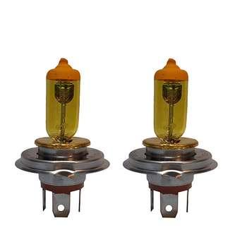 لامپ هالوژن خودرو مدل danH7 بسته دو عددی