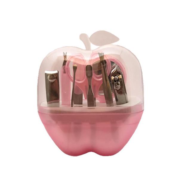 ست مانیکور طرح Apple بسته 9 عددی