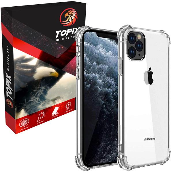 کاور تاپیکس مدل Bump-100 مناسب برای گوشی موبایل اپل iPhone 11 Pro