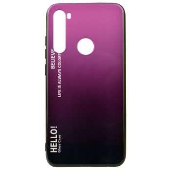 کاور مدل HEL20 مناسب برای گوشی موبایل شیائومی Redmi Note 8