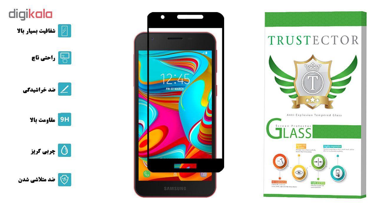 محافظ صفحه نمایش تراستکتور مدل GSS مناسب برای گوشی موبایل سامسونگ Galaxy A2 Core main 1 2