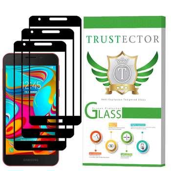 محافظ صفحه نمایش تراستکتور مدل GSS مناسب برای گوشی موبایل سامسونگ Galaxy A2 Core بسته 3 عددی