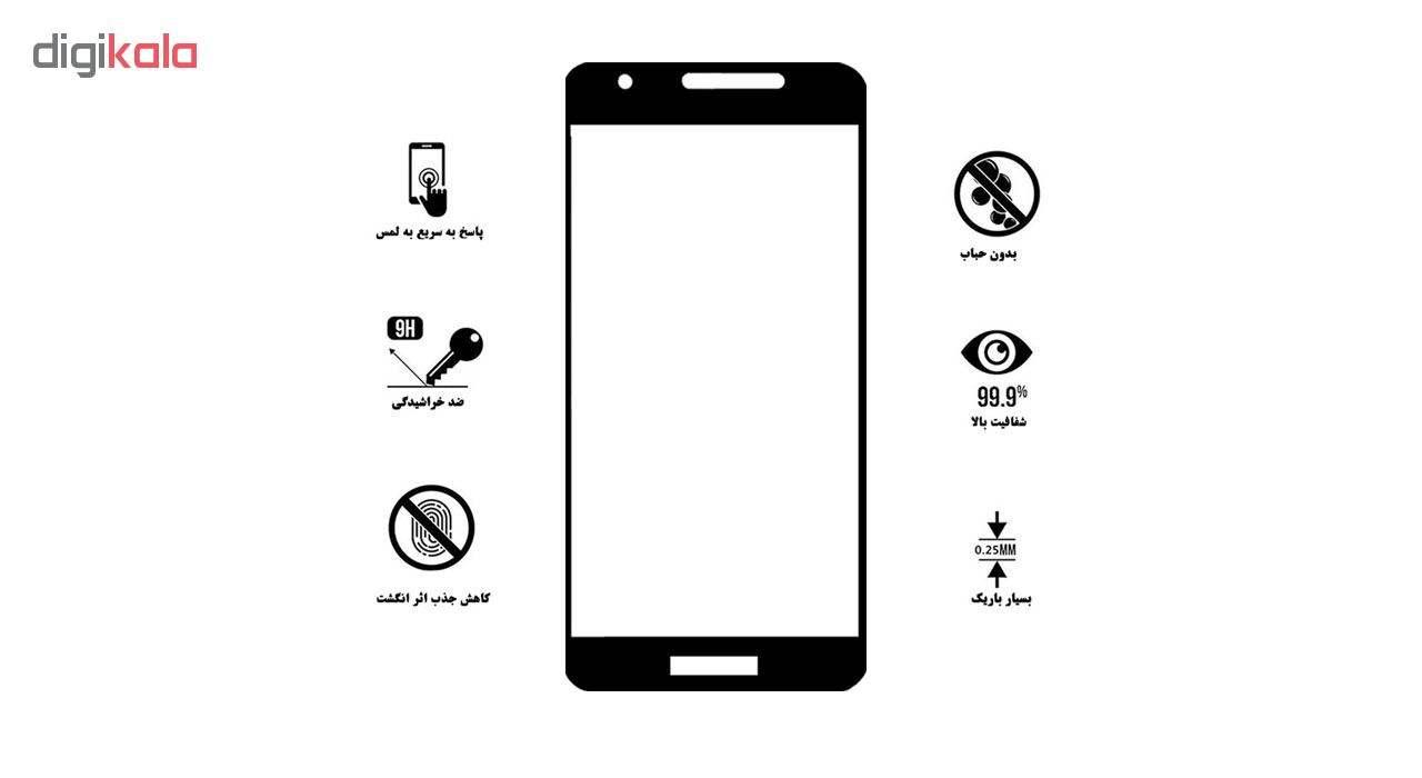 محافظ صفحه نمایش تراستکتور مدل GSS مناسب برای گوشی موبایل سامسونگ Galaxy A2 Core main 1 8