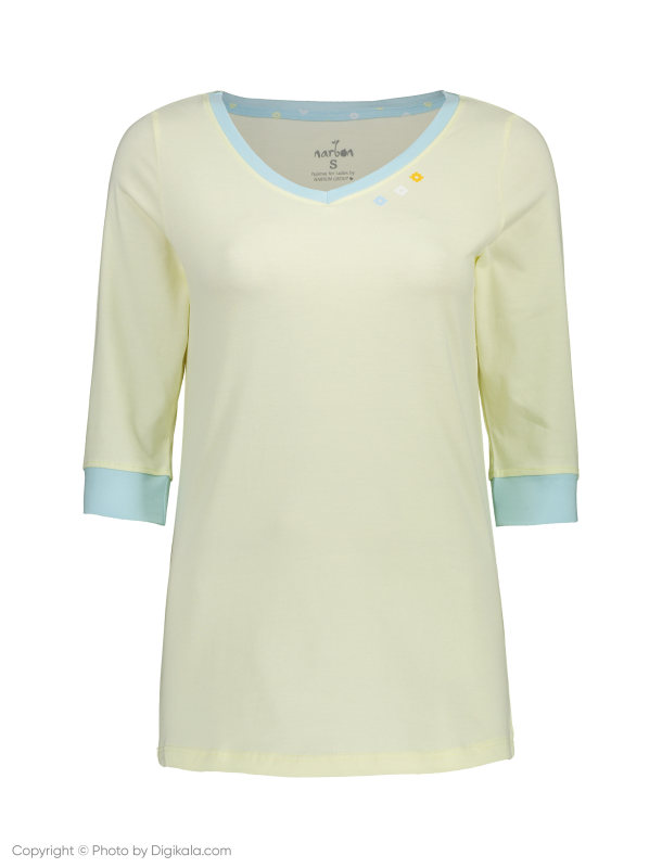 ست تی شرت و شلوار راحتی زنانه ناربن مدل 1521153-59