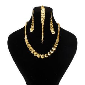 نیم ست طلا 18 عیار زنانه کد N103