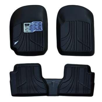 کفپوش سه بعدی خودرو مکس مدل K005 مناسب برای تیبا 2