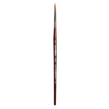 قلم مو گرد خرم شماره 3 کد 555