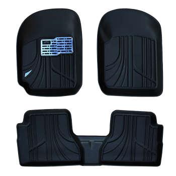 کفپوش سه بعدی خودرو مکس مدل K006 مناسب برای ساینا