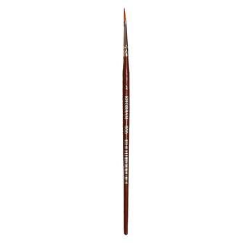 قلم مو گرد خرم شماره 1 کد 555