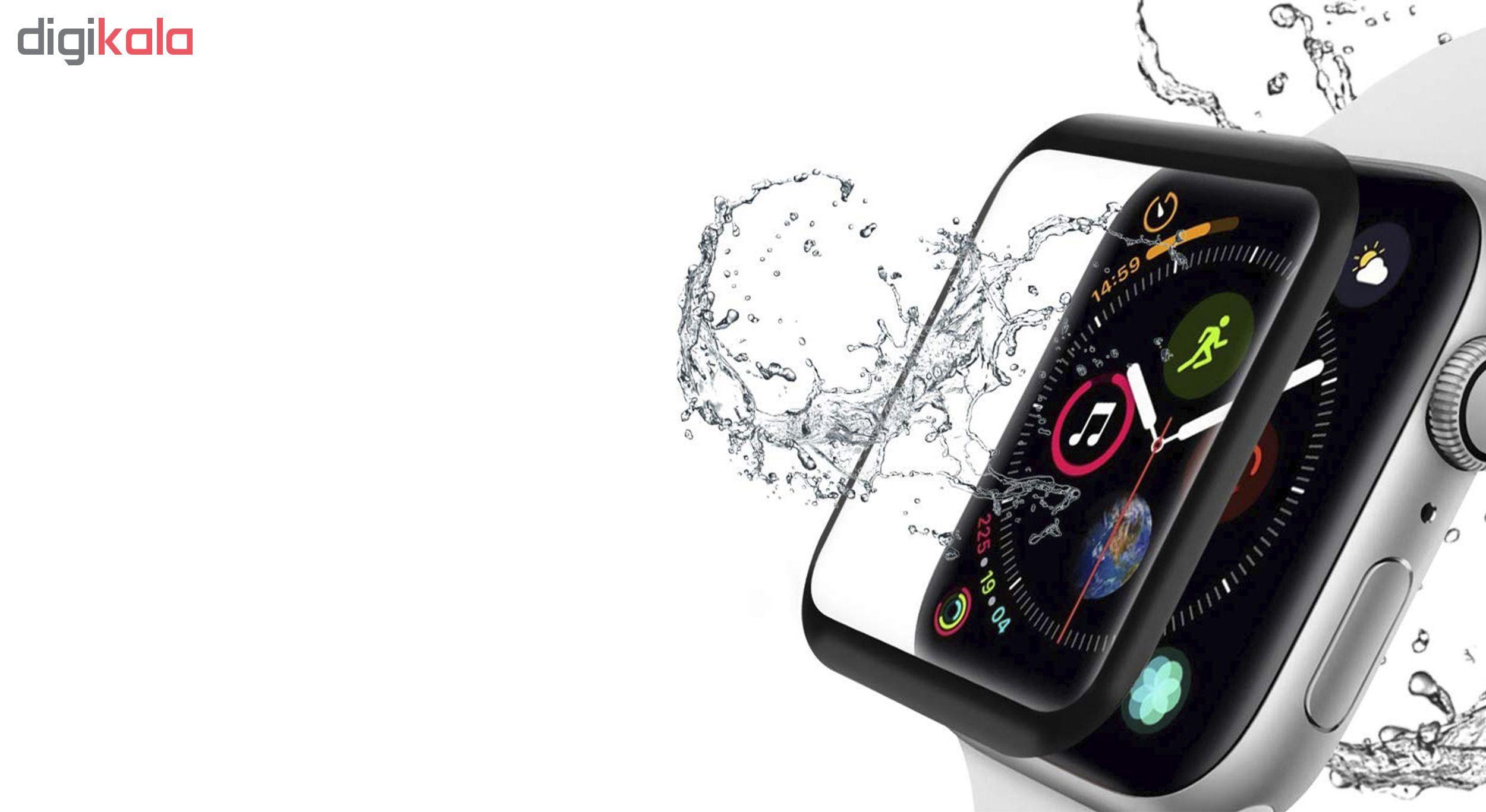 محافظ صفحه نمایش سومگ مدل SMG-G38 مناسب برای اپل واچ 38 میلی متری main 1 2