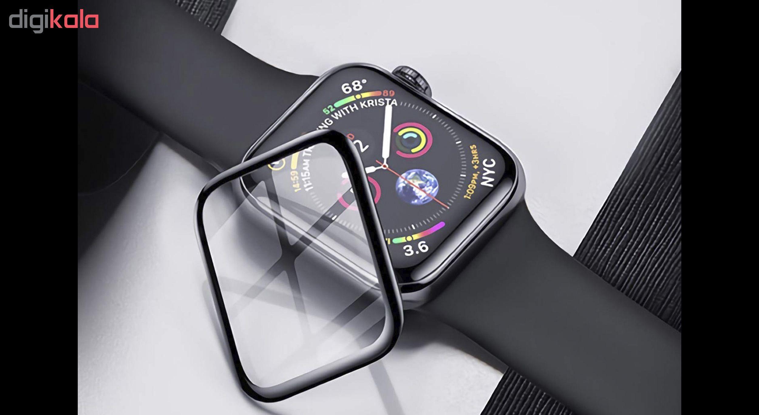 محافظ صفحه نمایش سومگ مدل SMG-G38 مناسب برای اپل واچ 38 میلی متری main 1 4