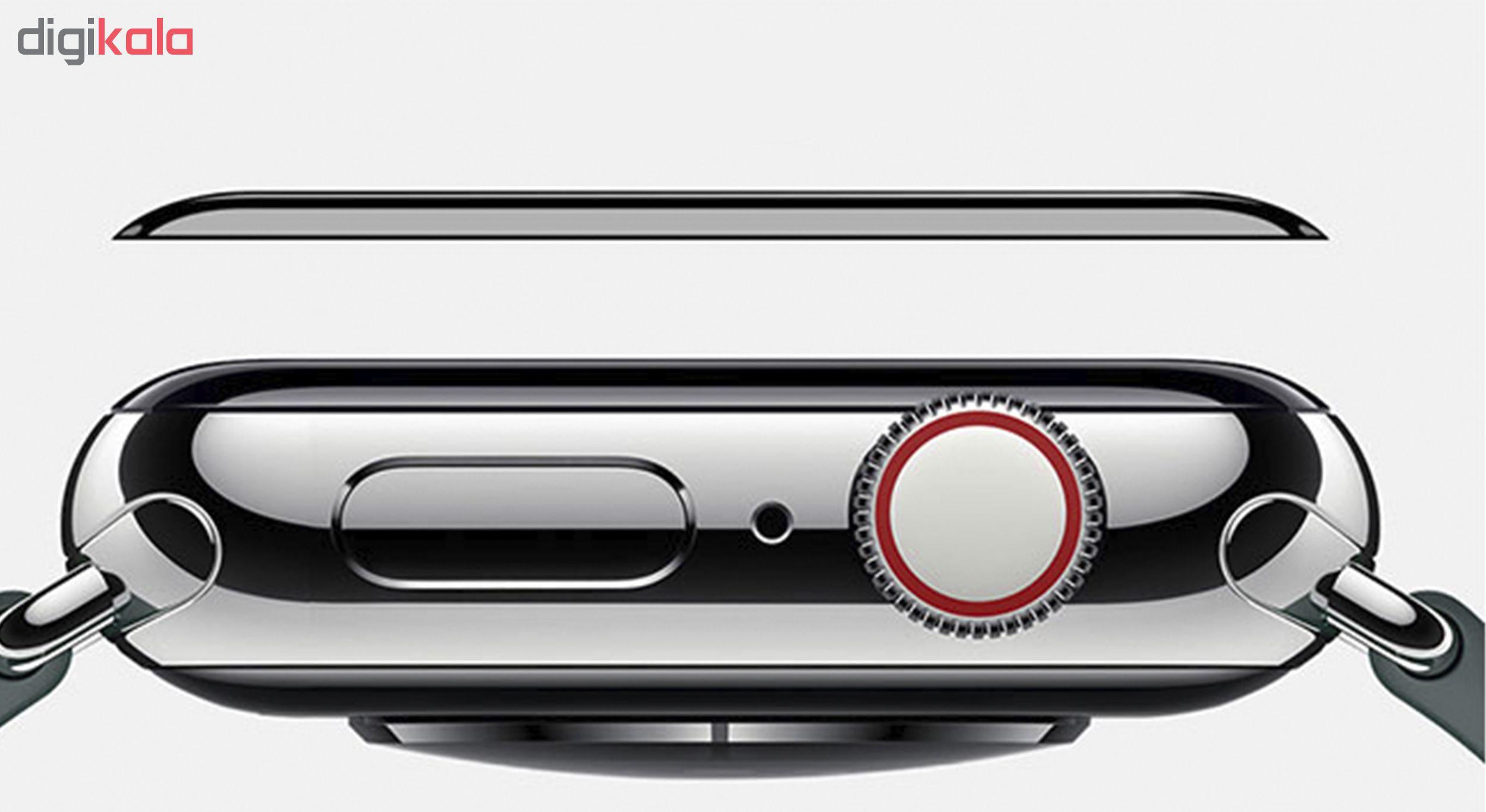 محافظ صفحه نمایش سومگ مدل SMG-G38 مناسب برای اپل واچ 38 میلی متری main 1 6