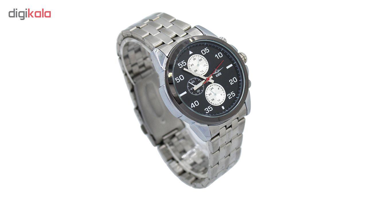 ساعت مچی عقربه ای مردانه سیلو مدل C1114