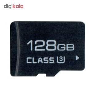کارت حافظه microSDHC مدل Extra 533xکلاس 10 استاندارد UHS-I U3 سرعت 80MBps ظرفیت 128 گیگابایت