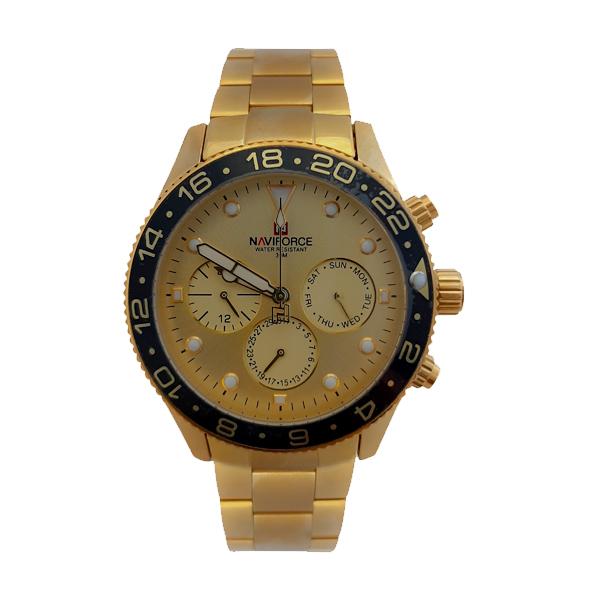 ساعت مچی عقربه ای مردانه نیوی فورس کد NF9147