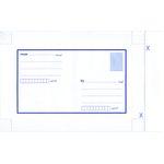 پاکت نامه پستی مدل Secret کد 509 بسته 10 عددی thumb