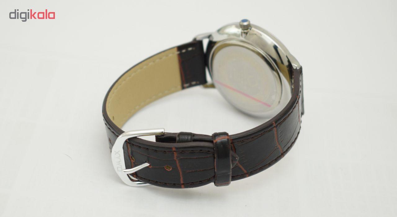 قیمت و خرید                      ساعت مچی عقربه ای مردانه اوماکس کد hd03p65l