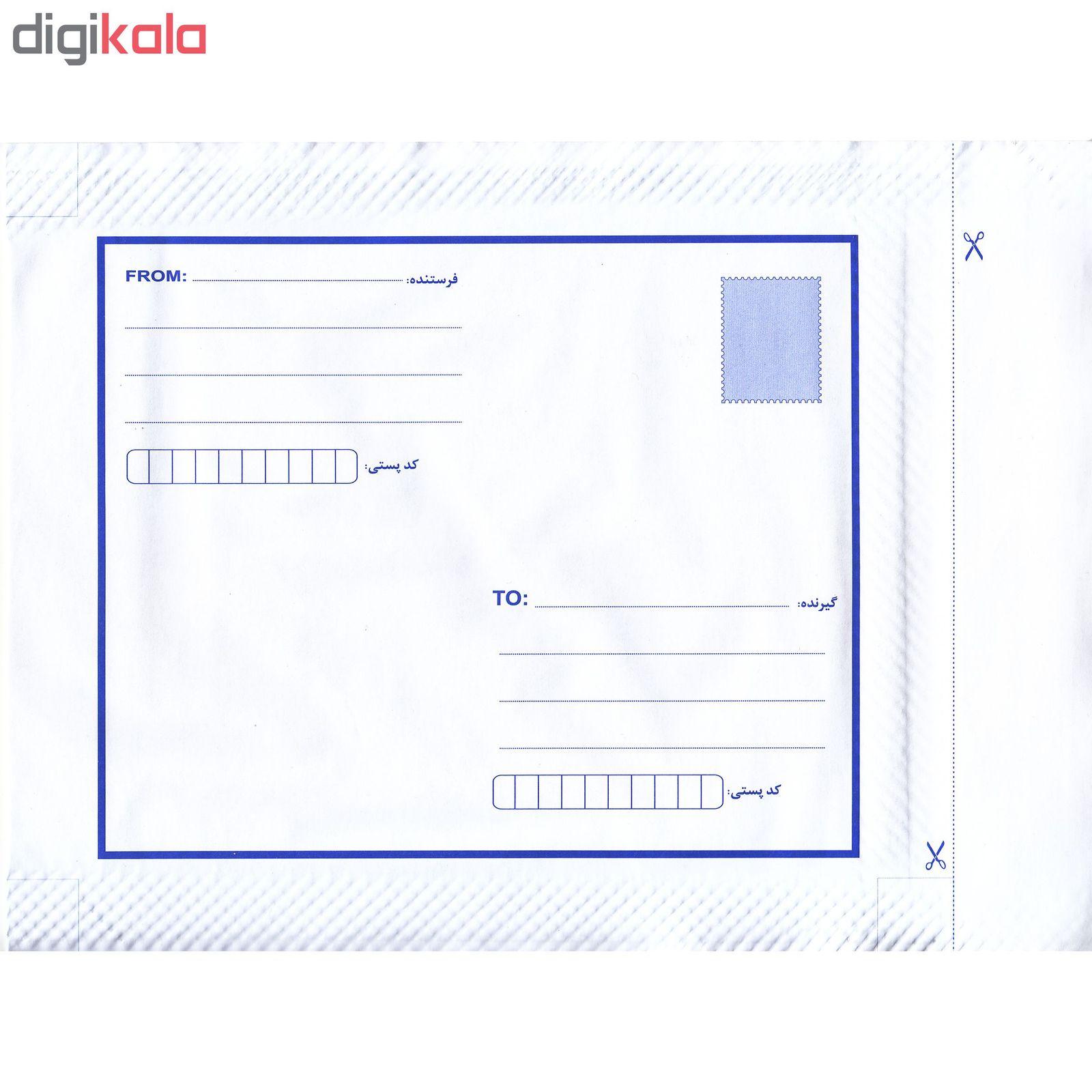 پاکت نامه پستی مدل Secret کد 511 بسته 10 عددی main 1 1