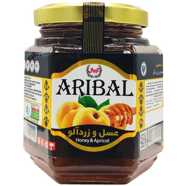 عسل زردآلو آریبال - 270 گرم