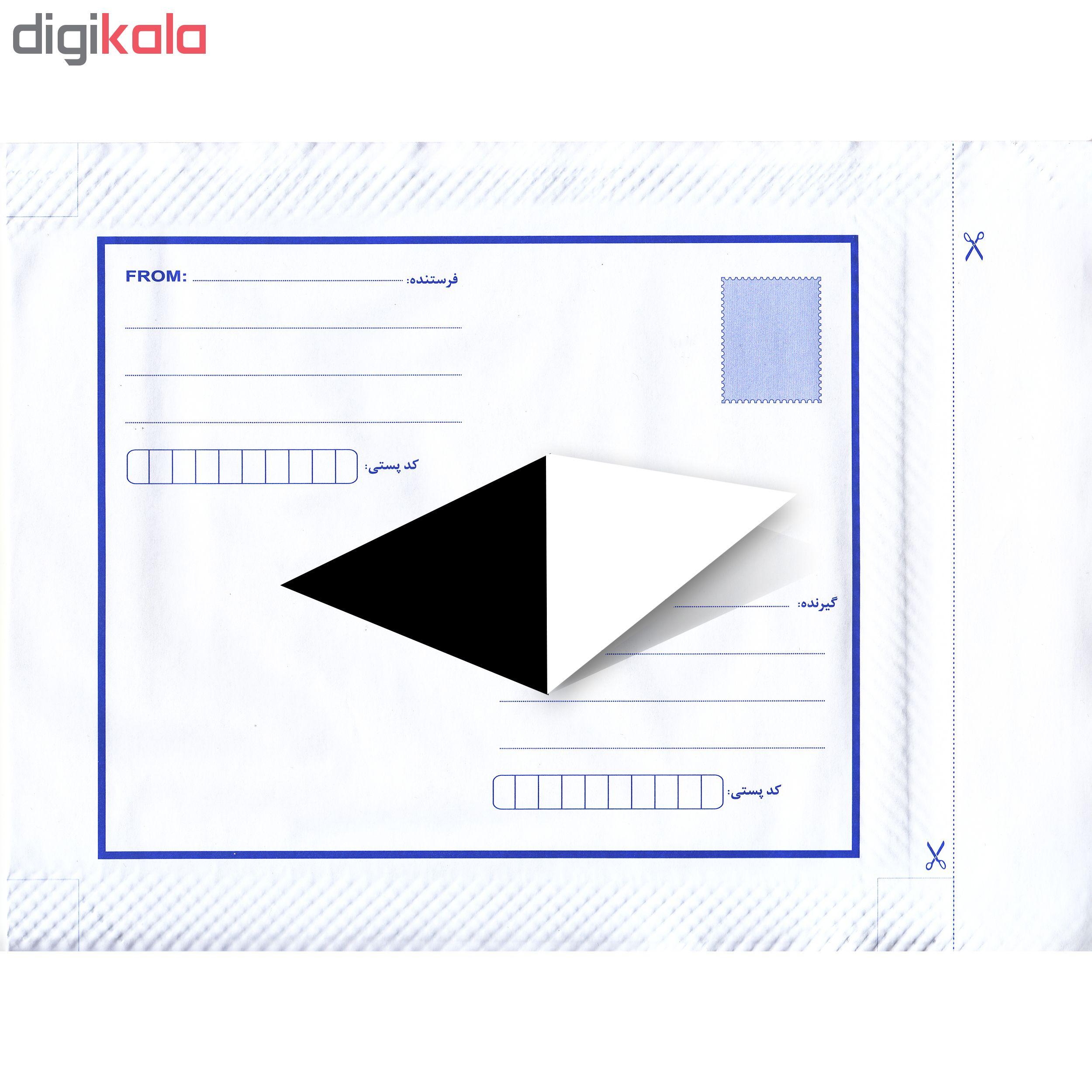 پاکت نامه پستی مدل Secret کد 511 بسته 10 عددی main 1 3